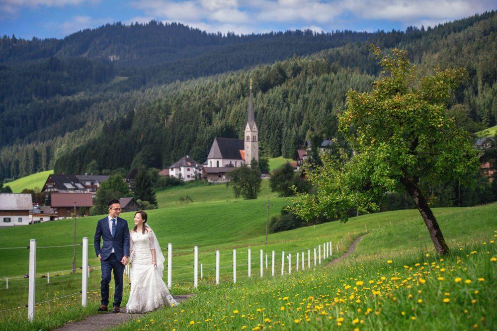 婚紗攝影, 歐洲婚紗, 哈修塔特, 布達佩斯, HALLSTATT, BUDAPEST, 海外婚紗