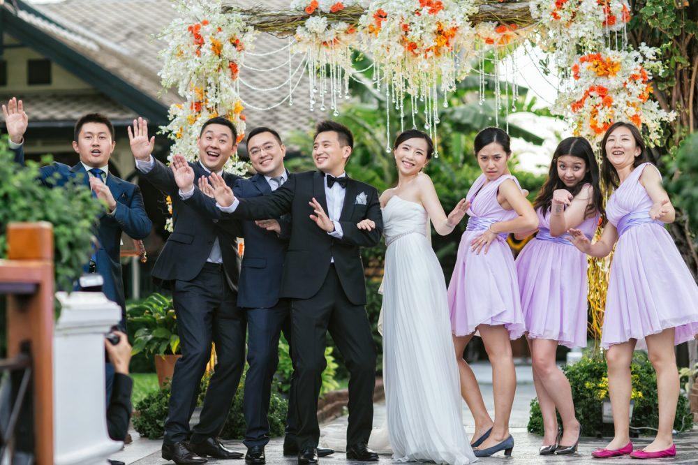 婚禮攝影, 泰國婚禮, 曼谷文華東方, MANDARIN ORIENTAL, 海外婚禮