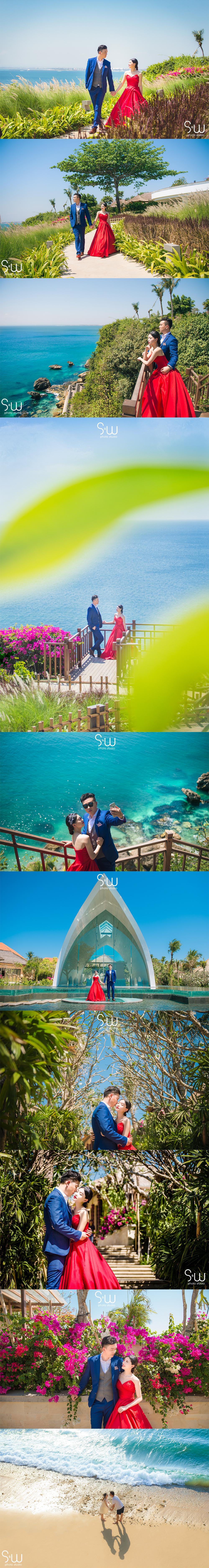 婚紗攝影,峇里島婚紗 Ayana,海外婚紗