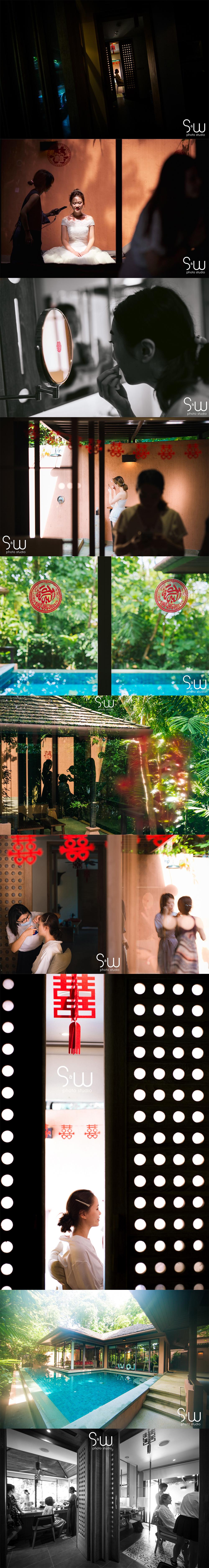 婚禮攝影,普吉島 Trisara,海外婚禮