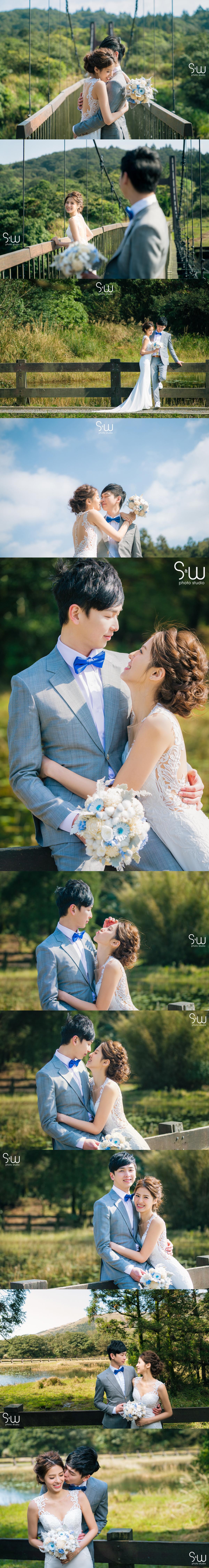 婚紗攝影,陽明山,實踐大學,南機場,台北婚紗