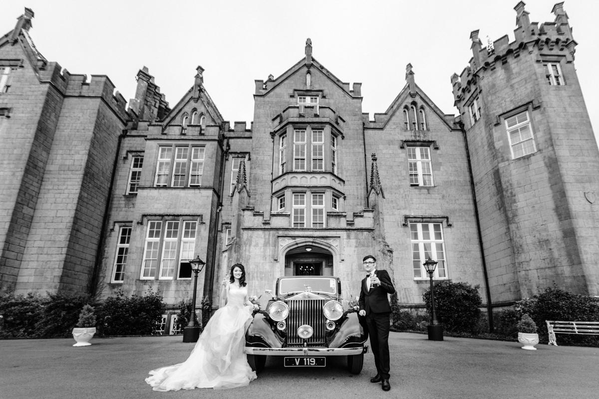 婚禮攝影,愛爾蘭婚禮 Kinnitty Castle Hotel,海外婚禮