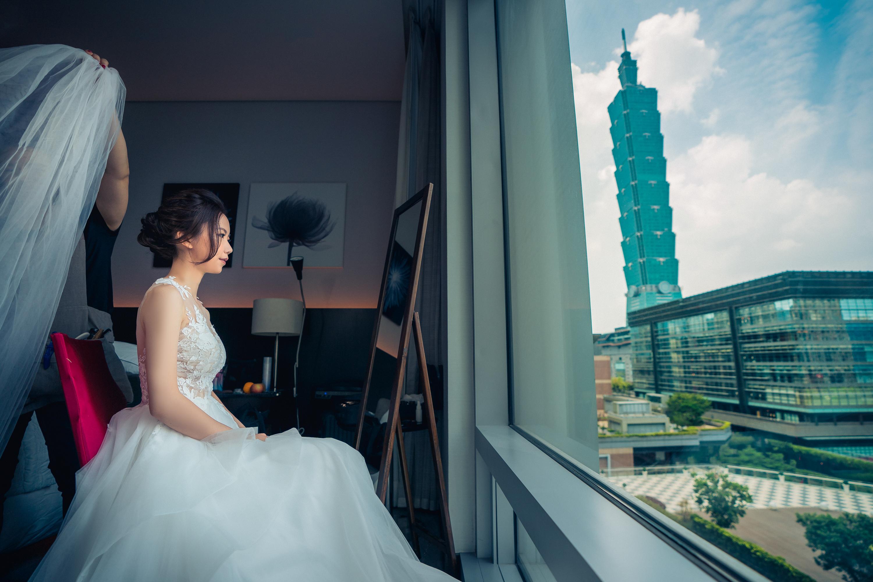 婚禮攝影, 寒舍艾美酒店, 台北婚禮