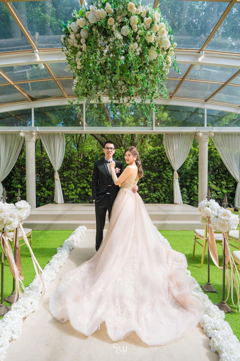 婚禮紀錄,翡麗詩莊園,台北婚禮