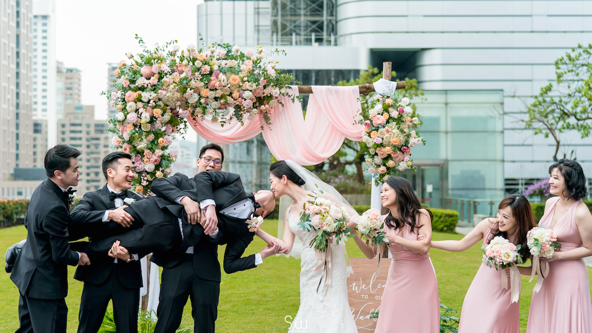 婚禮紀錄,台北寒舍艾美酒店,台北婚攝