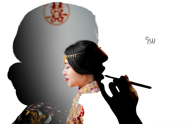婚禮紀錄, 林口自宅, 台北文定