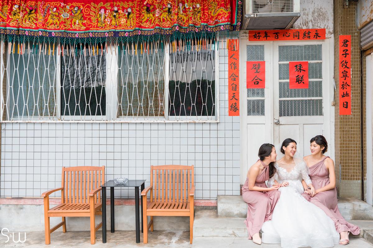 婚禮紀錄,寒舍艾麗酒店,台北婚攝