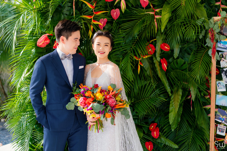 婚禮紀錄 | 普吉島Sava Beach Villas Phuket|海外婚禮