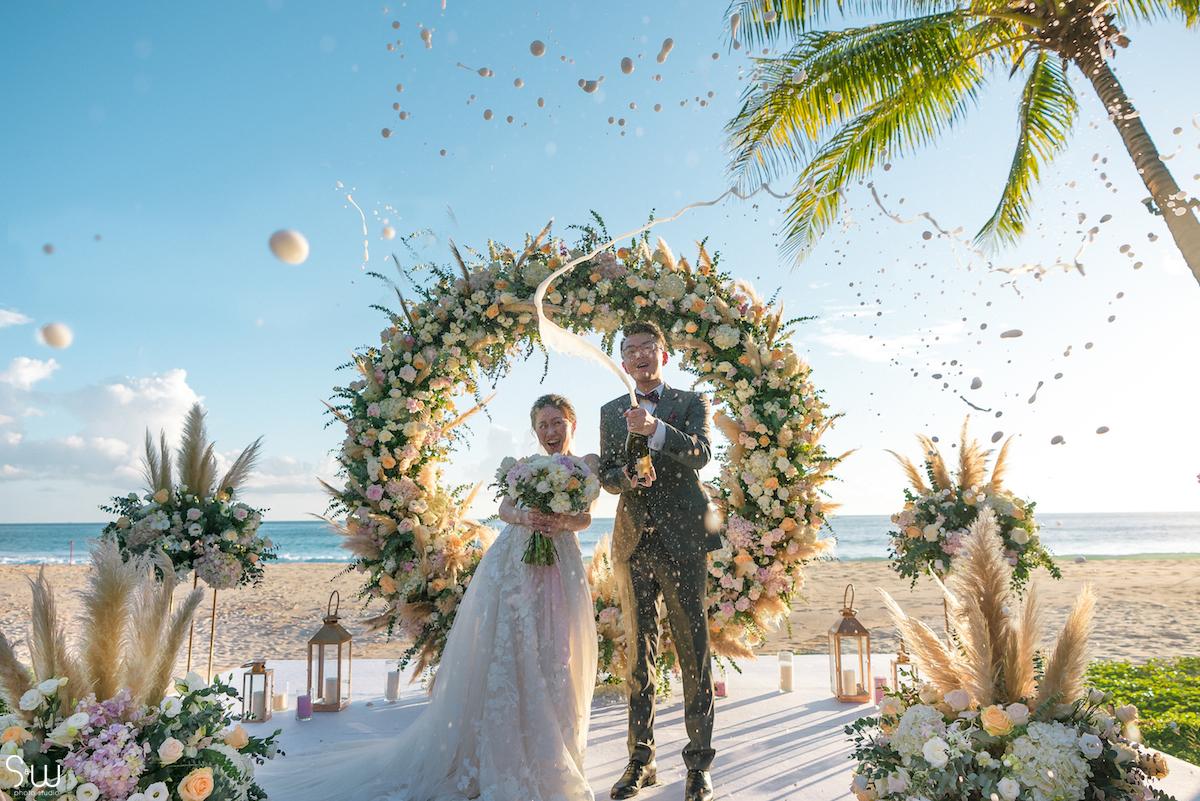 婚禮紀錄,普吉島The Surin Phuket,海外婚禮