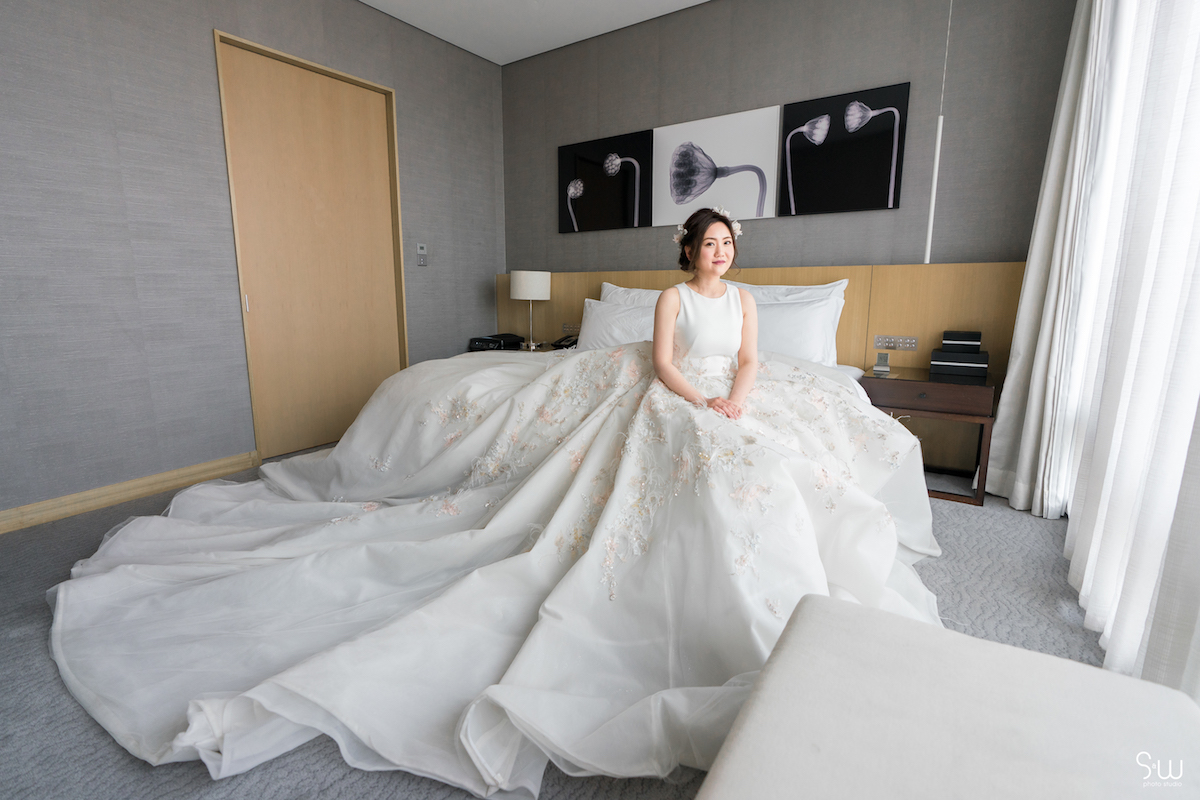 婚禮紀錄,寒舍艾美酒店,台北婚攝