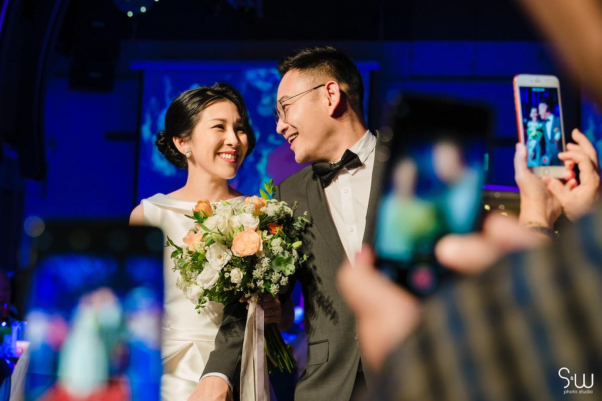 婚禮紀錄,忠孝彭園,台北婚攝