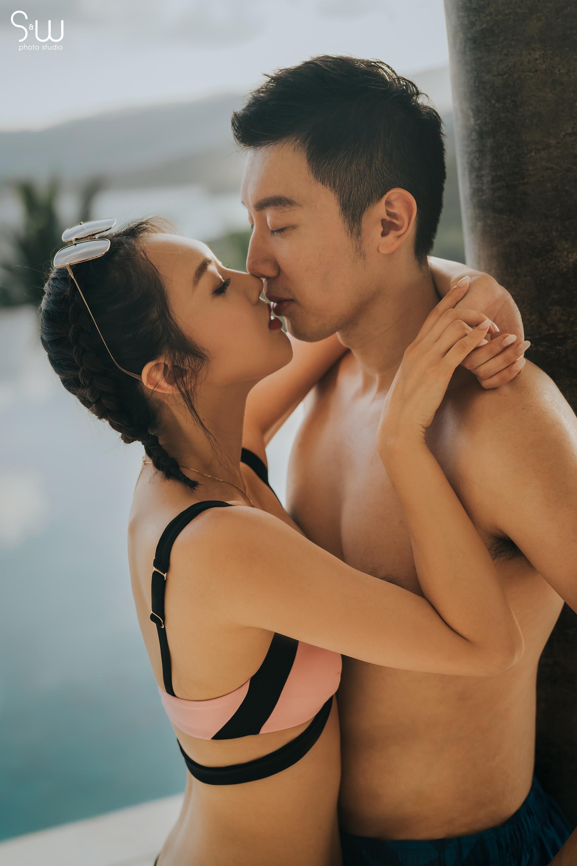 婚紗攝影, 泰國蘇美島, 海外婚紗