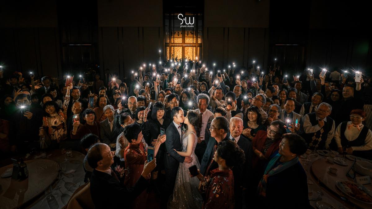 婚禮紀錄,萬豪酒店,台北婚攝