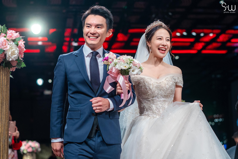 婚禮紀錄, 台南晶英酒店, 台南婚攝