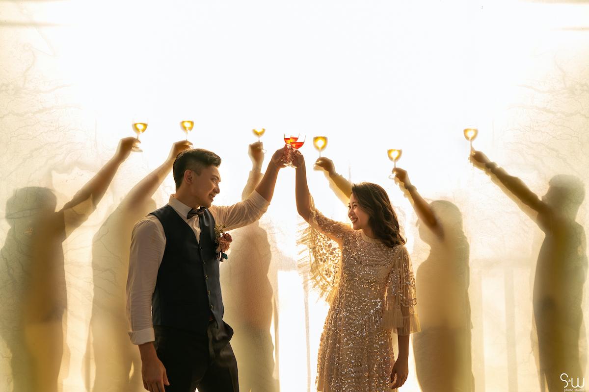 婚禮紀錄,勤美學森大,勤美學婚攝