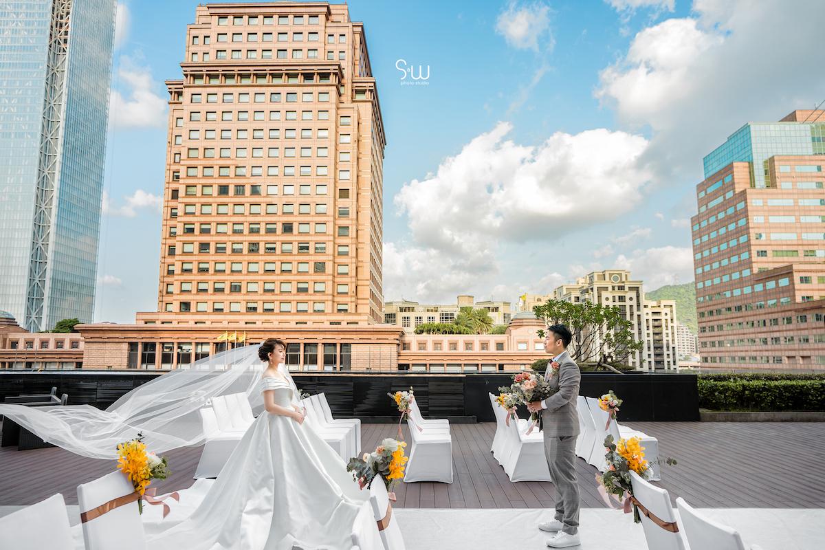婚禮紀錄,寒舍艾美,台北婚攝